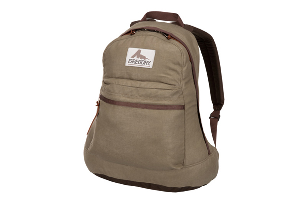 "Image of Gregory 2012 Spring/Summer ""Natural Navy"" Daypack"