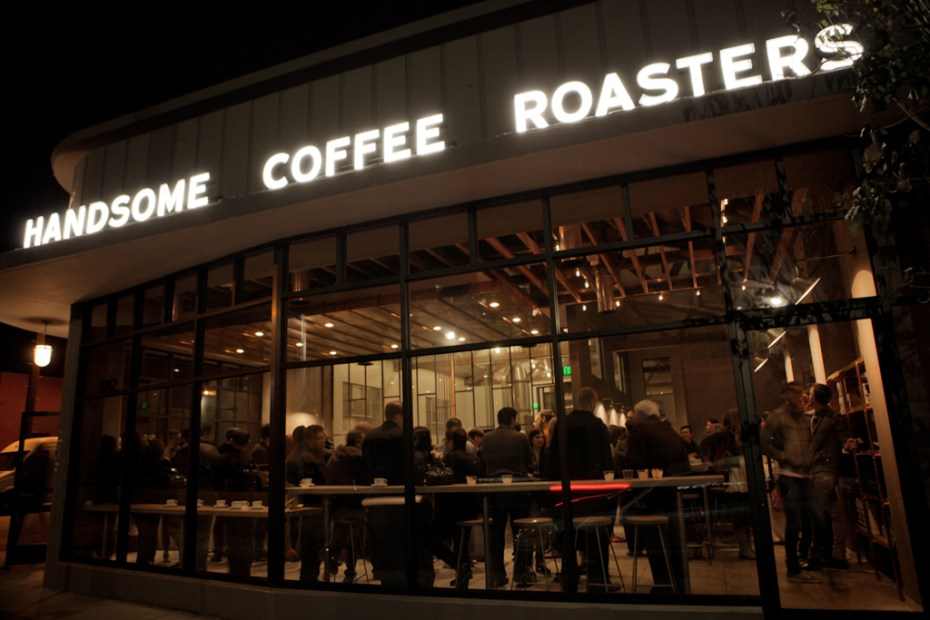 Image of Handsome Coffee Roasters LA Flagship Coffee Bar