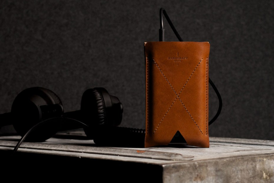 Image of hard graft Phone Card Case / Heritage