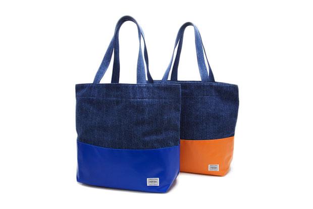Image of Head Porter Isetan Exclusive Tote Bags