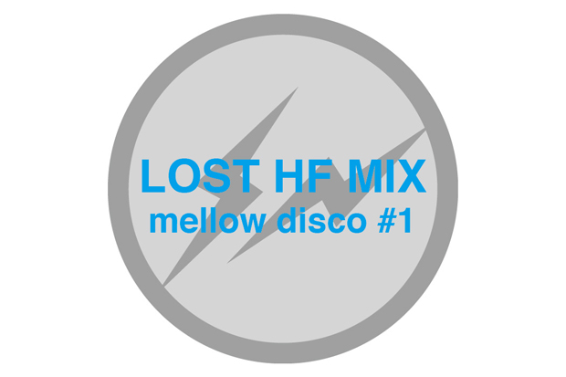 Image of Hiroshi Fujiwara: 'LOST MIX' Mellow Disco #1