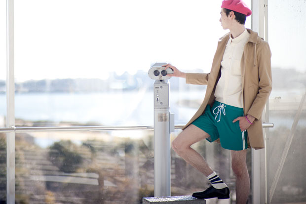 Image of honeyee: Mr.GENTLEMAN 2012 Spring/Summer Editorial