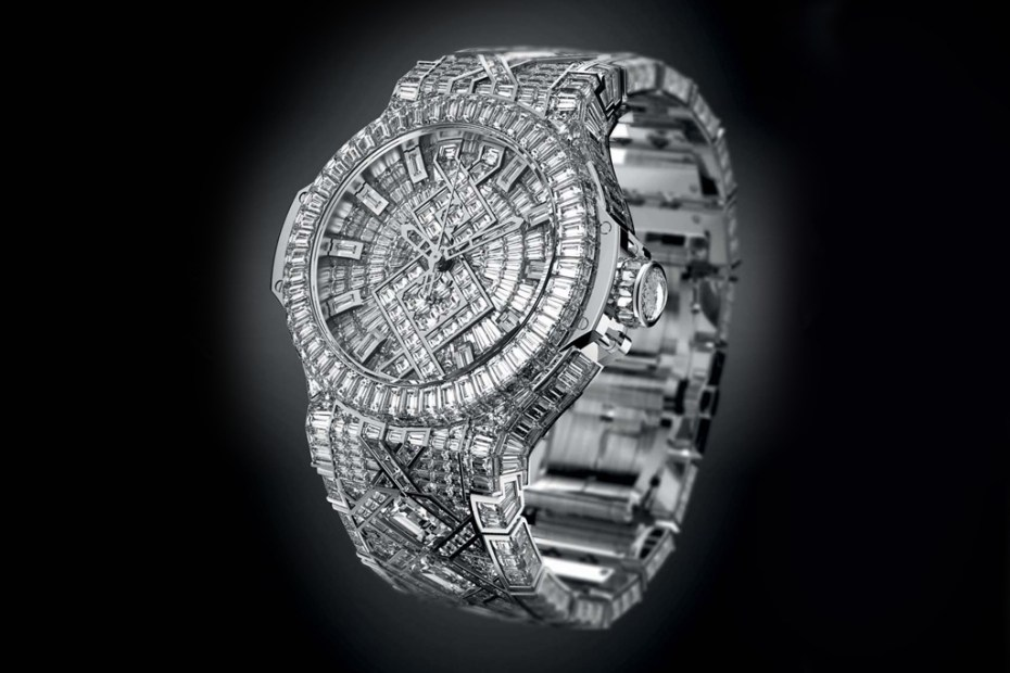 "Image of Hublot ""$5 Million"" Watch"