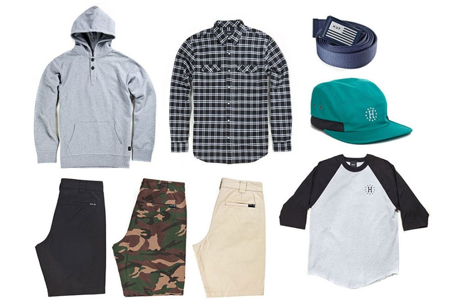 Image of HUF 2012 Spring Collection Part 2
