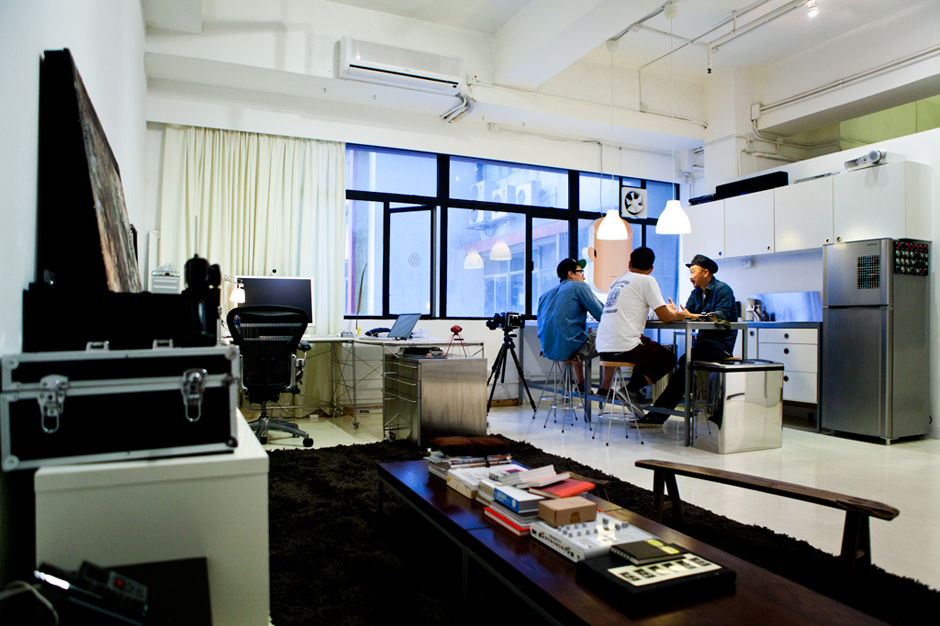 Image of Hypebeast Spaces: Suitman Studios