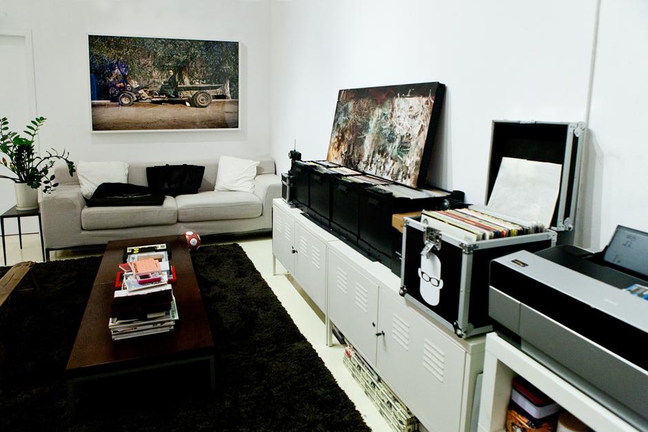 Image of HYPEBEAST Spaces: Suitman Studios
