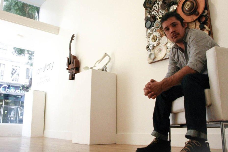 Image of HYPEBEAST Trade: Ken Harman of Spoke Art Gallery
