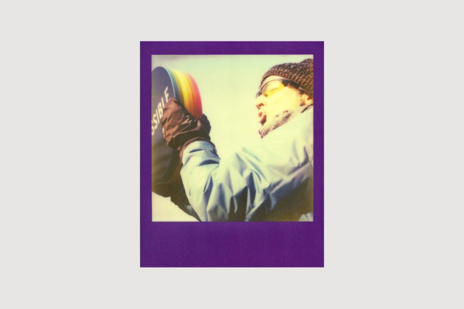 Image of IMPOSSIBLE Film PX 70 Color Shade by NIGO
