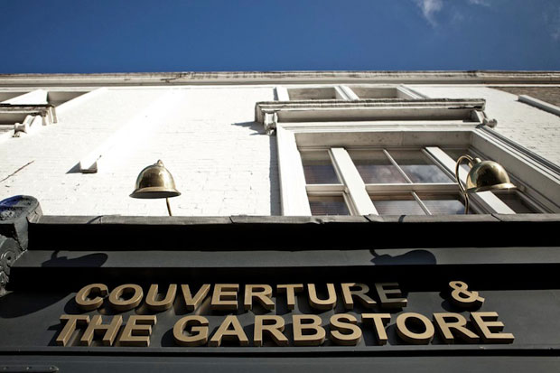 Image of MANUFACTURE: Ian Paley of Garbstore