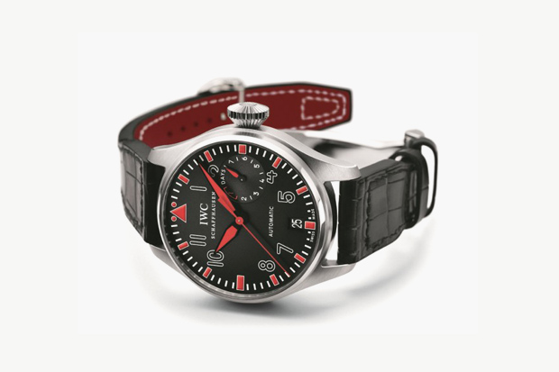 "Image of IWC ""Muhammad Ali"" Big Pilot's Watch"