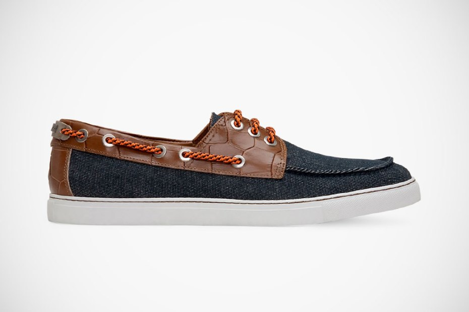 "Image of Jimmy Choo 2012 Spring/Summer ""Cheyne"" Boat Shoe"