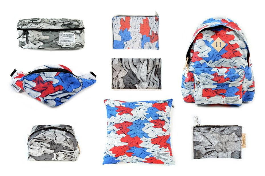 Image of Jonathan Zawada x Sixpack France x Medicom Toy Fabrick 2012 Spring/Summer Capsule Collection
