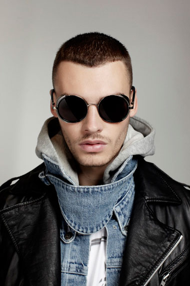 Image of Ksubi Eyewear 2012 Fall/Winter 'War' Collection