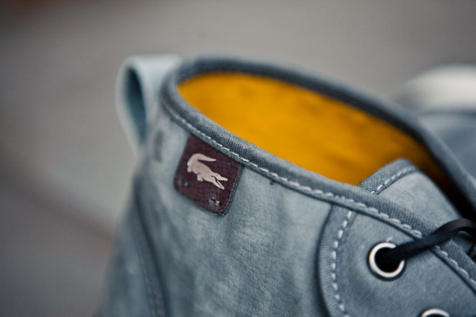 Image of Lacoste L.E.D. Thurman Ripple Grey
