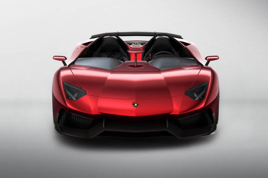 Image of Lamborghini Aventador J Roadster