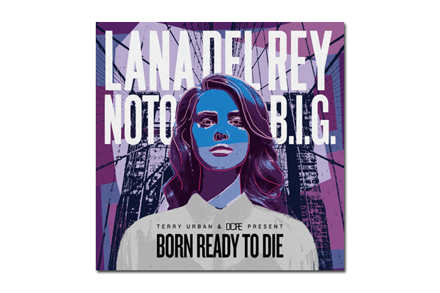 Image of Lana Del Rey & The Notorious B.I.G. – Born Ready To Die | Mixtape