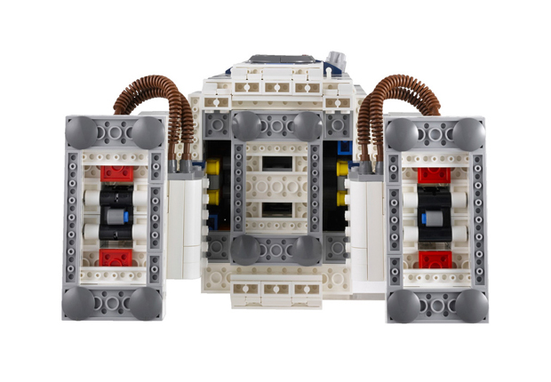 Image of LEGO Star Wars R2D2 Kit