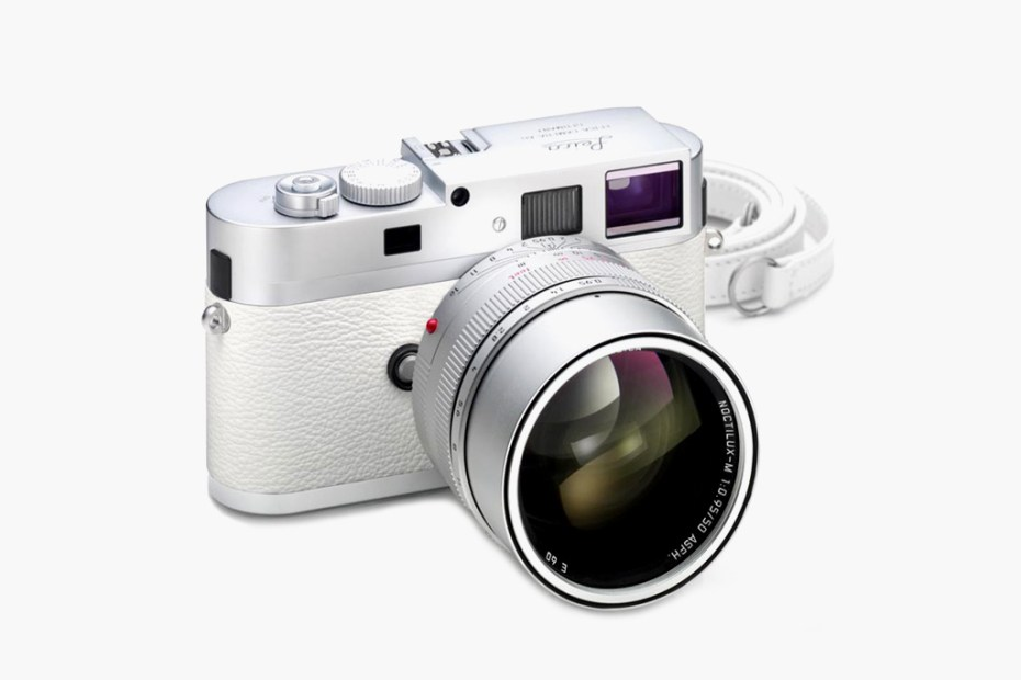 Image of Leica M9-P White Limited Edition
