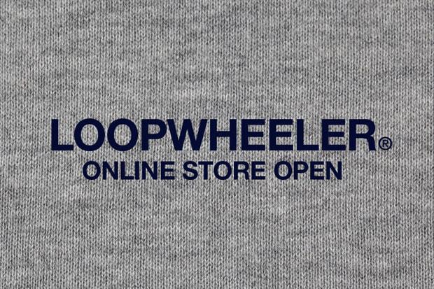 Image of Loopwheeler Online Store Opening
