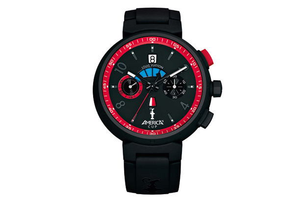 Image of Louis Vuitton 2012 Tambour Regatta Americas Cup Watch