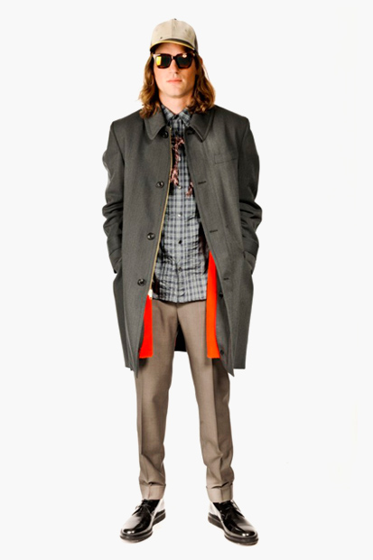 Image of Marc Jacobs 2012 Fall Lookbook