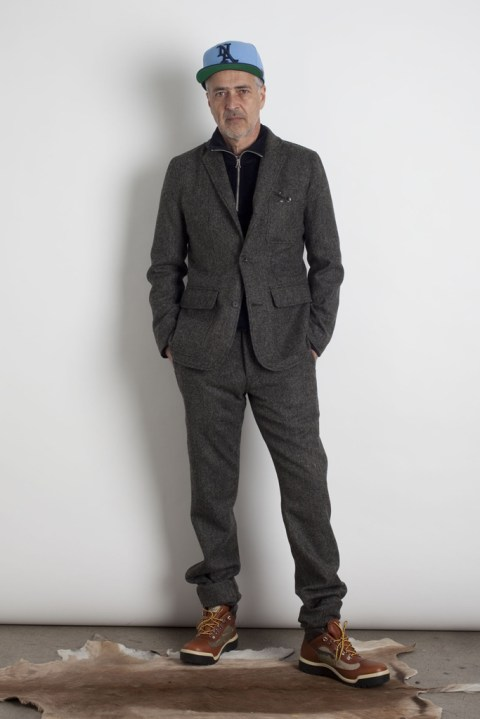Image of Mark McNairy New Amsterdam 2012 Fall/Winter Collection Lookbook