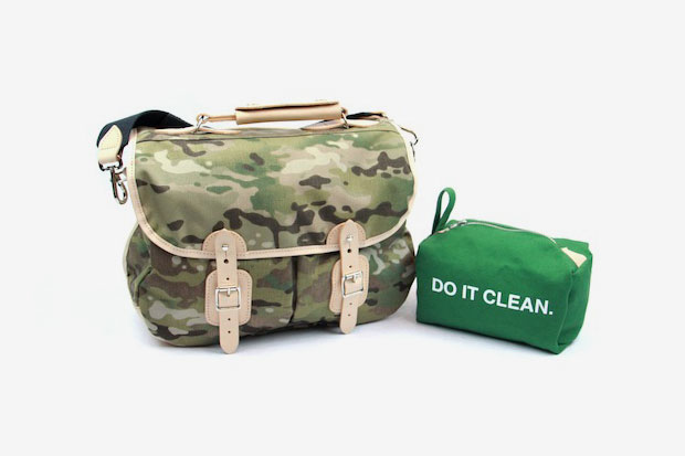 Image of Mark McNairy x Chapman 2012 Bag Capsule Collection
