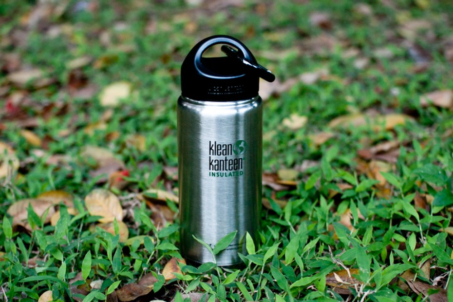 Image of master-piece x Klean Kanteen 16oz Vacuum Insulated