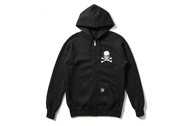 Image of mastermind JAPAN x Carhartt WIP 2012 Spring/Summer Zip Sweat Parka