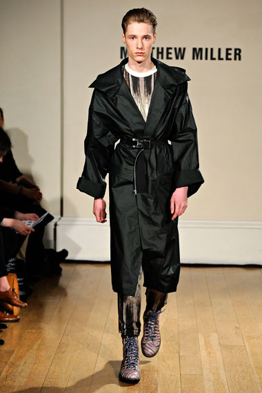 Image of Matthew Miller 2012 Fall/Winter Collection