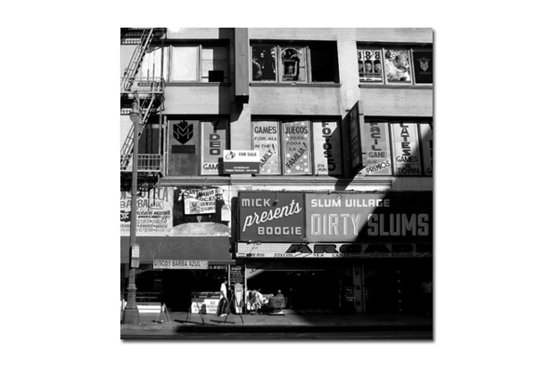 Image of Mick Boogie & Slum Village - The Dirty Slum | Mixtape