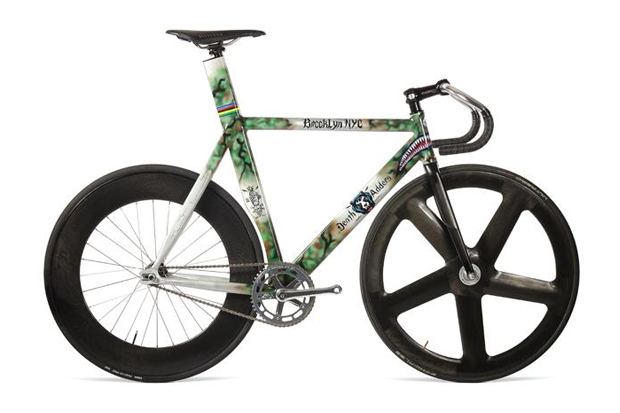 Image of Mishka x Affinity Cycles 5-Year Anniversary Track Frame