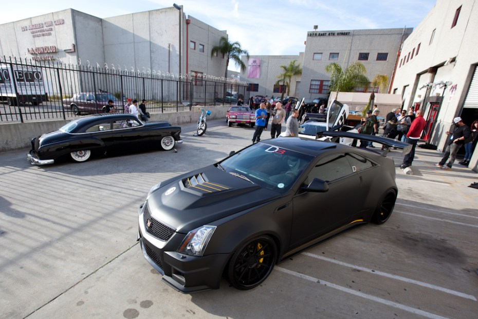 Image of Mister Cartoon SANCTIOND Car Care Event Recap