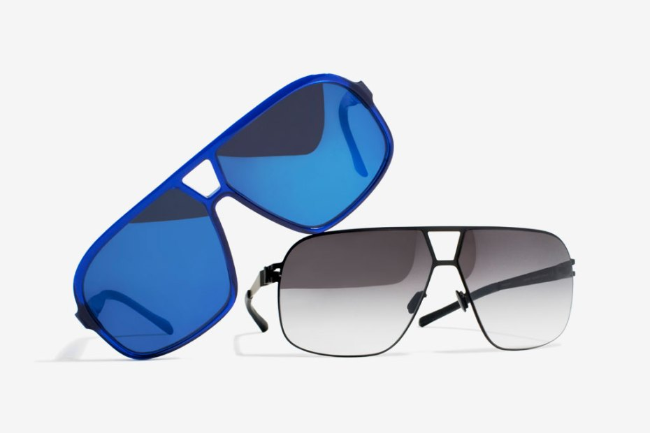 "Image of MYKITA 2012 Spring/Summer ""Oversize & Round"" Collection"