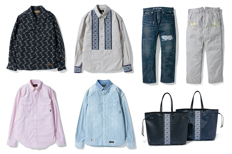 """Image of NEIGHBORHOOD 2012 Spring/Summer """"LESS THAN ZERO"""" Collection April Releases"""