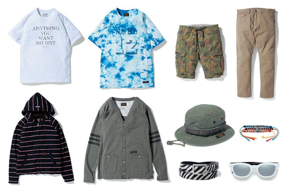 "Image of NEIGHBORHOOD 2012 Spring/Summer ""LESS THAN ZERO"" Collection April Releases"