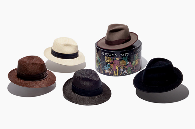 Image of NEIGHBORHOOD × Stetson 2012 Capsule Collection