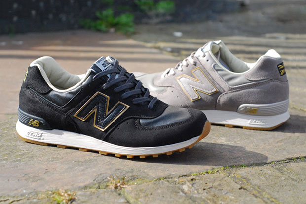 "Image of New Balance 576 ""Road to London"" Pack"
