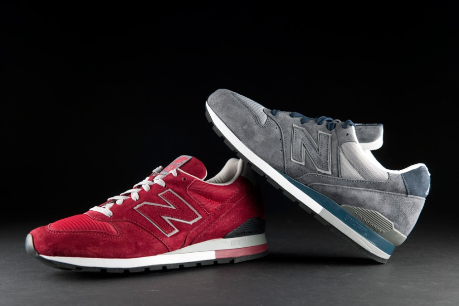 "Image of New Balance 996 ""Made in the USA"" Pack"