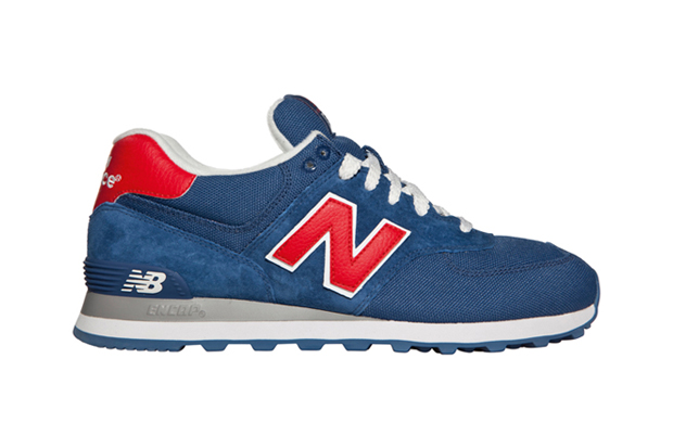 Image of New Balance M574 Ballistic Nylon