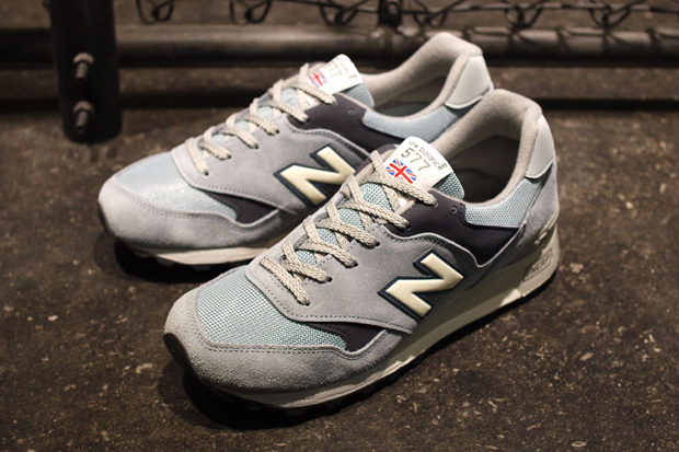 Image of New Balance Made in England M577UK-DN