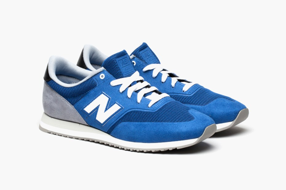 Image of New Balance MS620BL Blue/Grey
