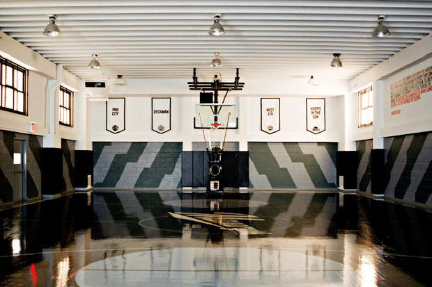 Image of Nike Basketball: Masaryk Gym Profiles