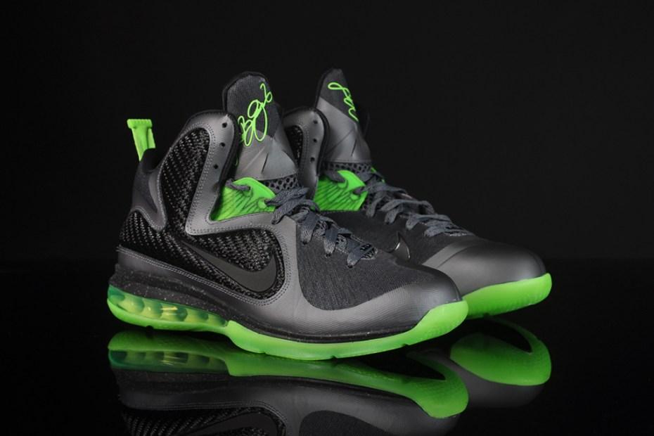 "Image of Nike LeBron 9 ""Dunkman"""