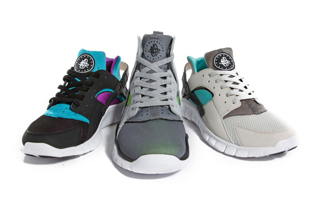 Image of Nike Sportswear Huarache Free 2012 Spring/Summer Collection