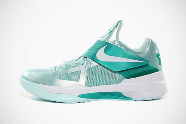 Image of Nike Zoom KD IV &quot;Mint Candy&quot;