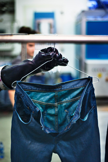 """Image of Nudie Jeans """"Woad/Guado"""" Limited Edition Collection"""