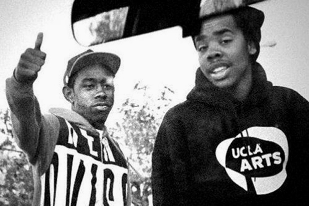Image of Odd Future featuring Earl Sweatshirt – Oldie
