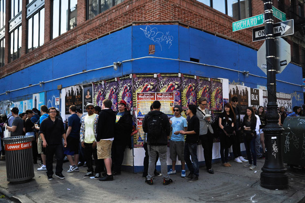 Image of Odd Future @ Sweat Shop NYC Interview