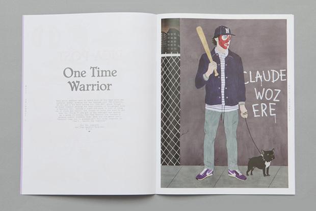 "Image of Oi Polloi ""c"" Magazine Issue #3"